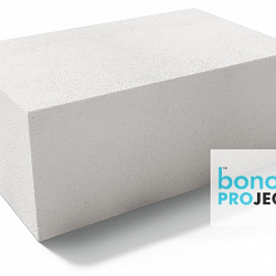 Пеноблок Bonolit Projects